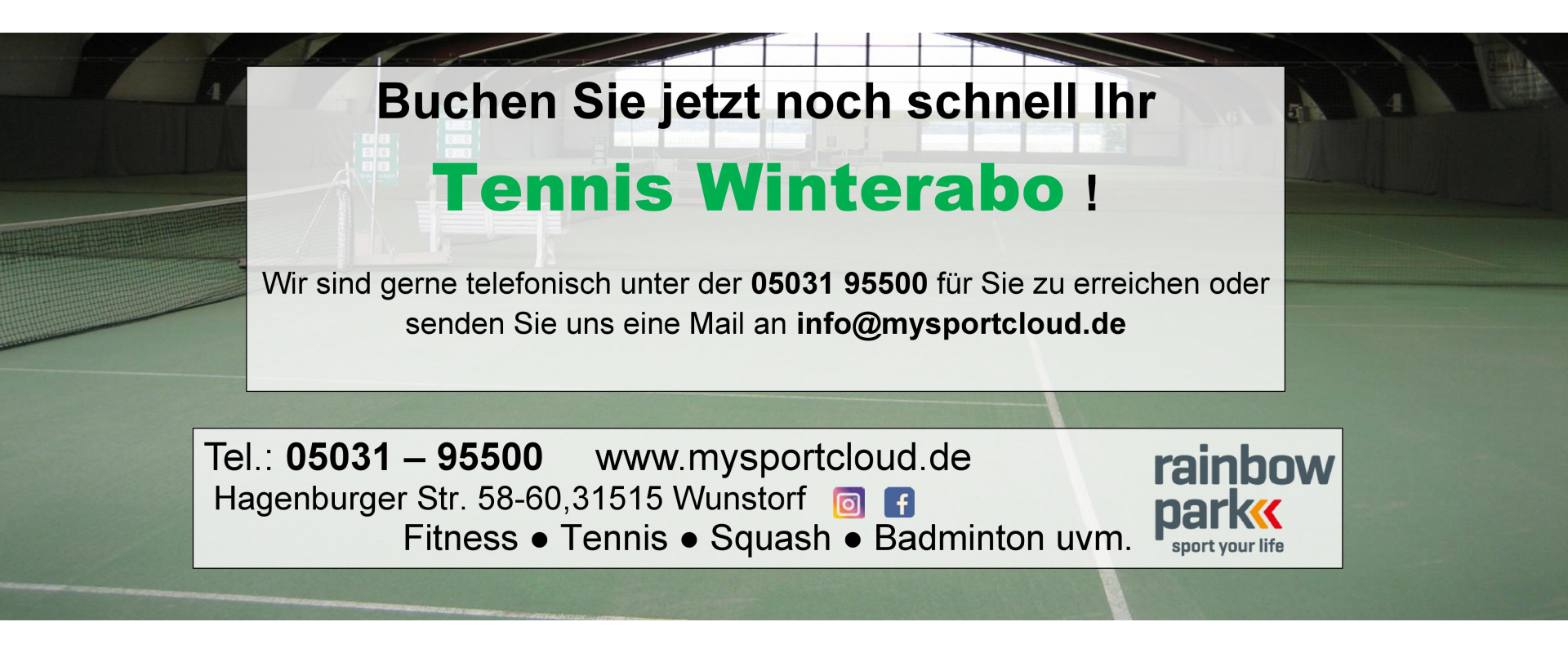 Tennis Winterabo